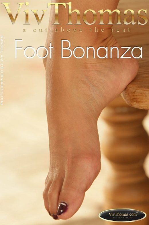 Sophie Moon - `Foot Bonanza` - by Viv Thomas for VIVTHOMAS