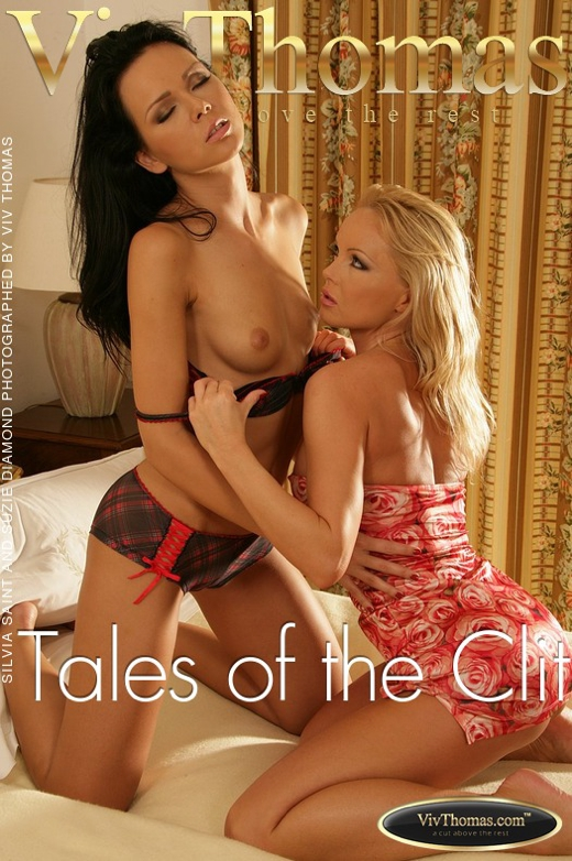 Silvia Saint & Suzie Diamond - `Tales of the Clit` - by Viv Thomas for VIVTHOMAS