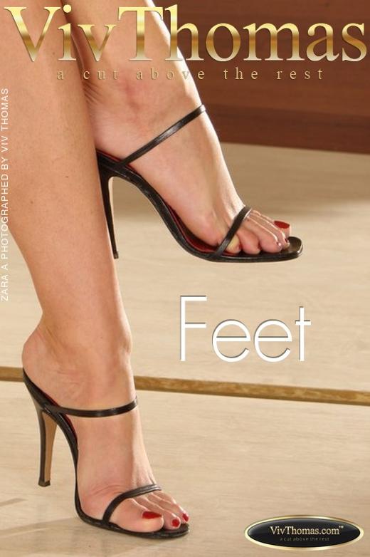 Zara A - `Feet` - by Viv Thomas for VIVTHOMAS