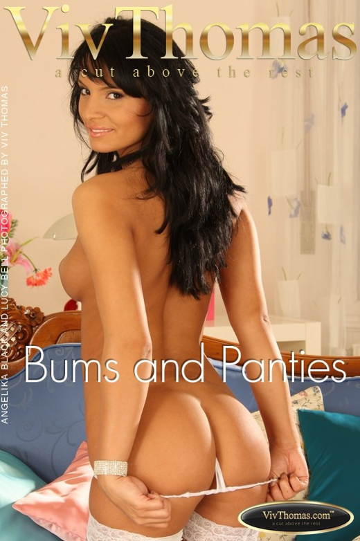Angelika Black & Lucy Bell - `Bums and Panties` - by Viv Thomas for VIVTHOMAS