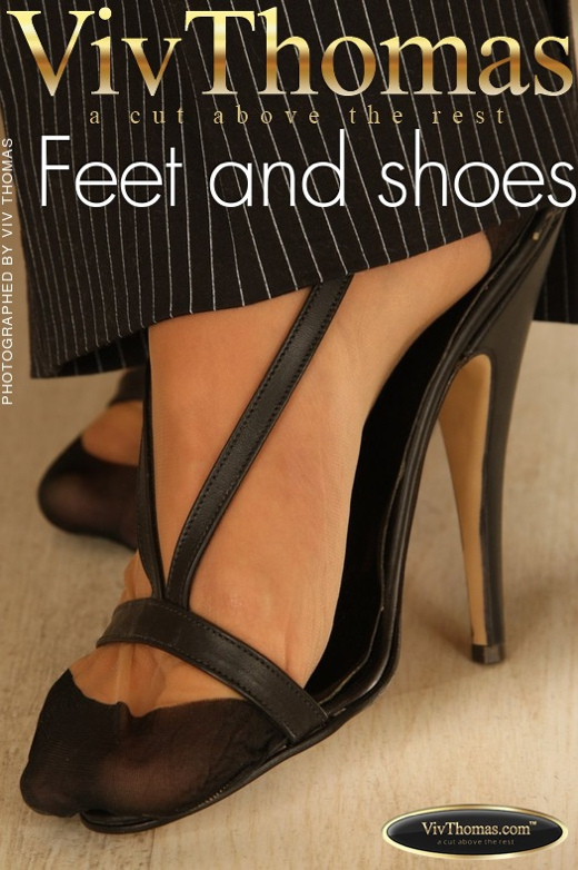 Sophie Moon - `Feet and shoes` - by Viv Thomas for VIVTHOMAS