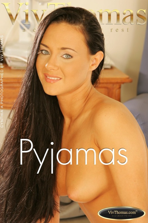Cynthia A - `Pyjamas` - by Viv Thomas for VIVTHOMAS
