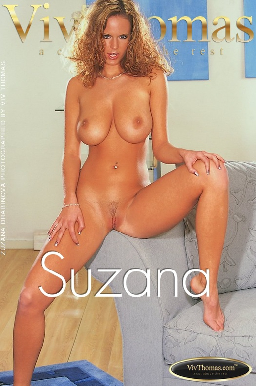 Zuzana Drabinova - `Suzana` - by Viv Thomas for VIVTHOMAS