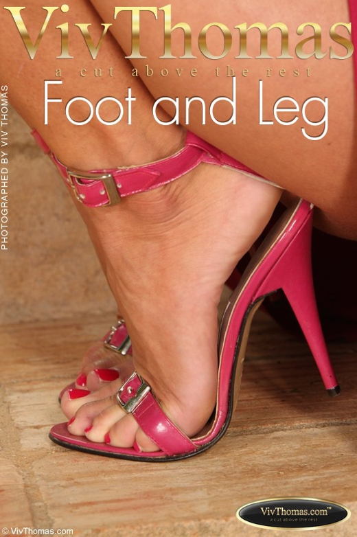 Gina B - `Foot and Leg` - by Viv Thomas for VIVTHOMAS