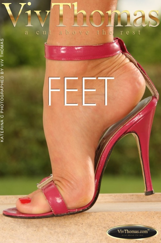 Tiffany C & James Brossman - `FEET` - by Viv Thomas for VIVTHOMAS