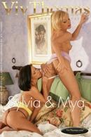 Sylvia & Mya