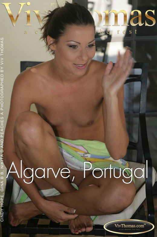 Cindy Hope & Gina B & Nikita D & Peaches A - `Algarve` - by Viv Thomas for VIVTHOMAS