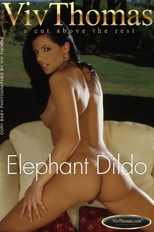 Cory Baby - `Elephant Dildo` - by Viv Thomas for VIVTHOMAS