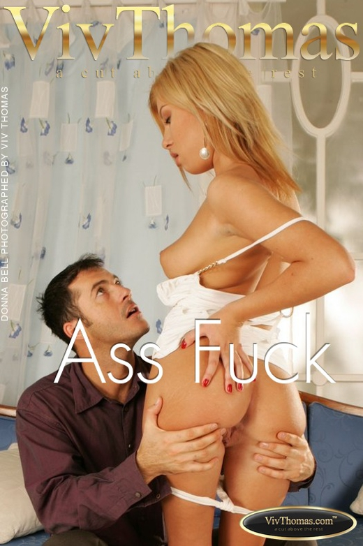 Donna Bell & James Brossman - `Ass Fuck` - by Viv Thomas for VIVTHOMAS