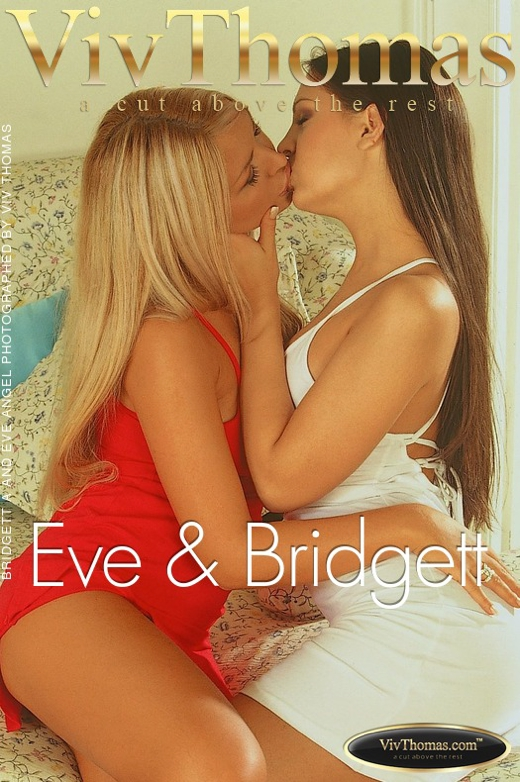 Bridgett A & Eve Angel - `Eve & Bridgett` - by Viv Thomas for VIVTHOMAS