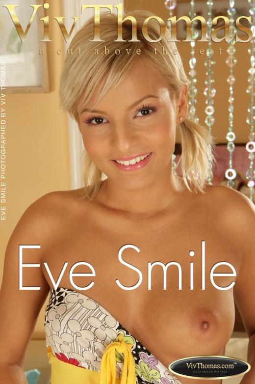 Eve Smile - `Eve Smile` - by Viv Thomas for VIVTHOMAS