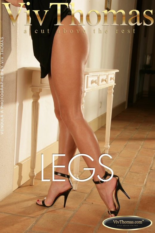 Vendula A - `LEGS` - by Viv Thomas for VIVTHOMAS