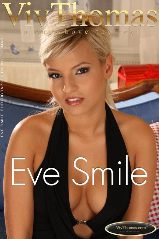 Eve Smile - `Eve Smile` - by Viv Thomas for VIVTHOMAS