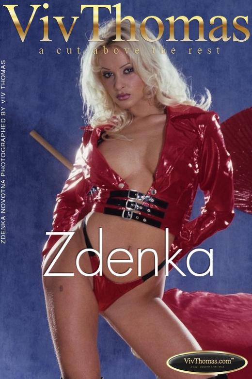 Zdenka Novotna - `Zdenka` - by Viv Thomas for VIVTHOMAS