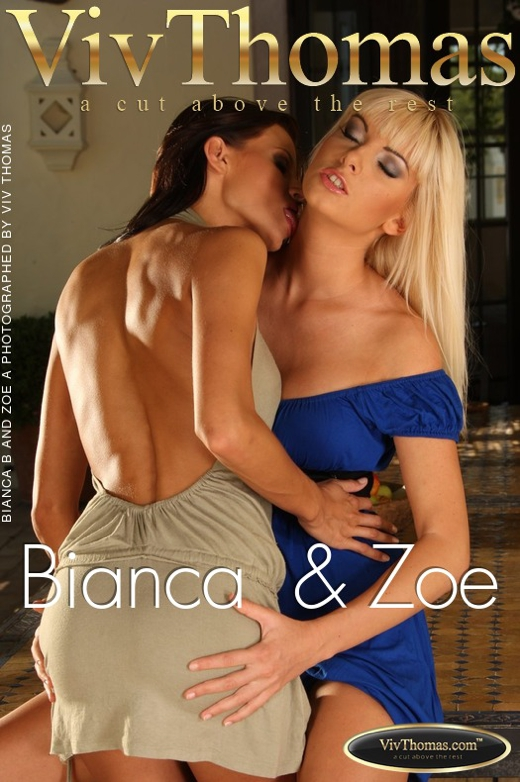 Bianca B & Zoe A - `Bianca  & Zoe` - by Viv Thomas for VIVTHOMAS
