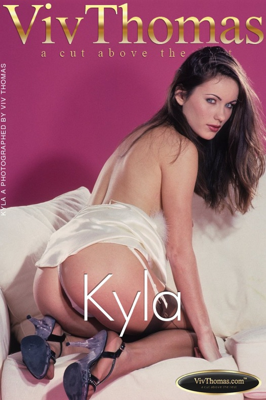 Kyla A - `Kyla` - by Viv Thomas for VIVTHOMAS