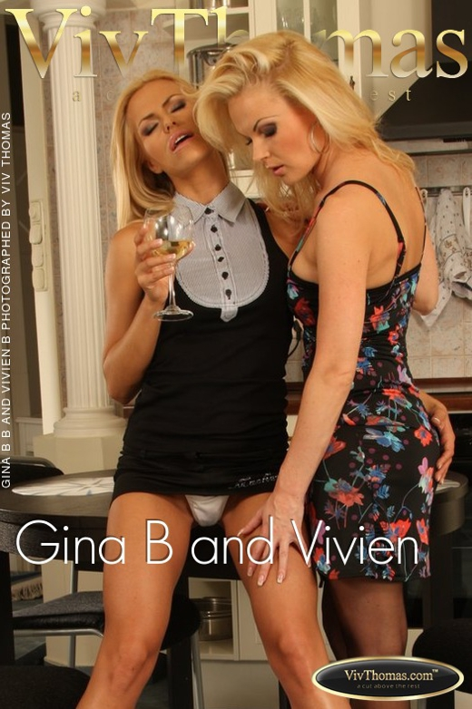 Gina B & Vivien B - `Gina B and Vivien` - by Viv Thomas for VIVTHOMAS