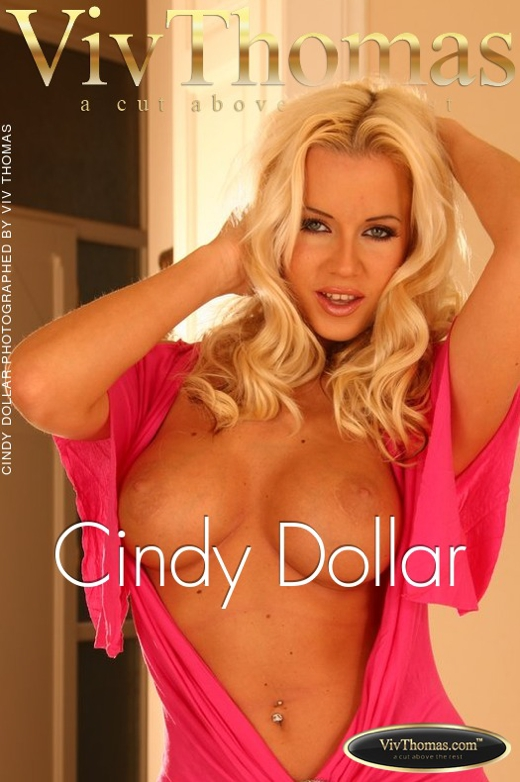 Cindy Dollar - `Cindy Dollar` - by Viv Thomas for VIVTHOMAS