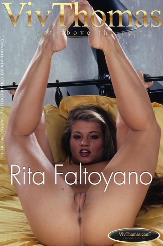 Rita Faltoyano - `Rita Faltoyano` - by Viv Thomas for VIVTHOMAS