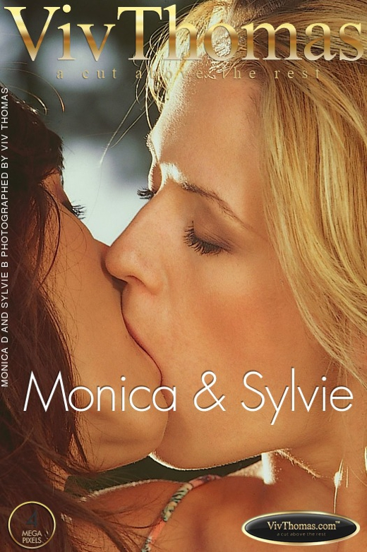 Monica D & Sylvie B - `Monica & Sylvie` - by Viv Thomas for VIVTHOMAS
