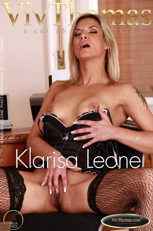 Klarisa Leone - `Klarisa Leone` - by Viv Thomas for VIVTHOMAS