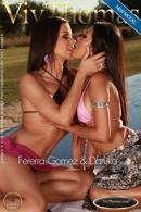 Fererra Gomez & Danika