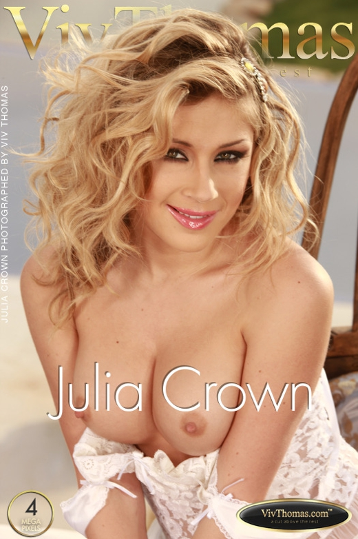 Julia Crown - `Julia Crown` - by Viv Thomas for VIVTHOMAS