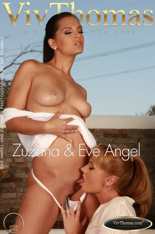 Eve Angel & Zuzana B - `Zuzana & Eve Angel` - by Viv Thomas for VIVTHOMAS