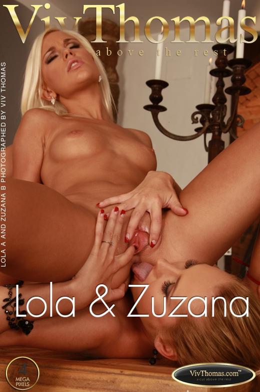 Lola A & Zuzana B - `Lola & Zuzana` - by Viv Thomas for VIVTHOMAS