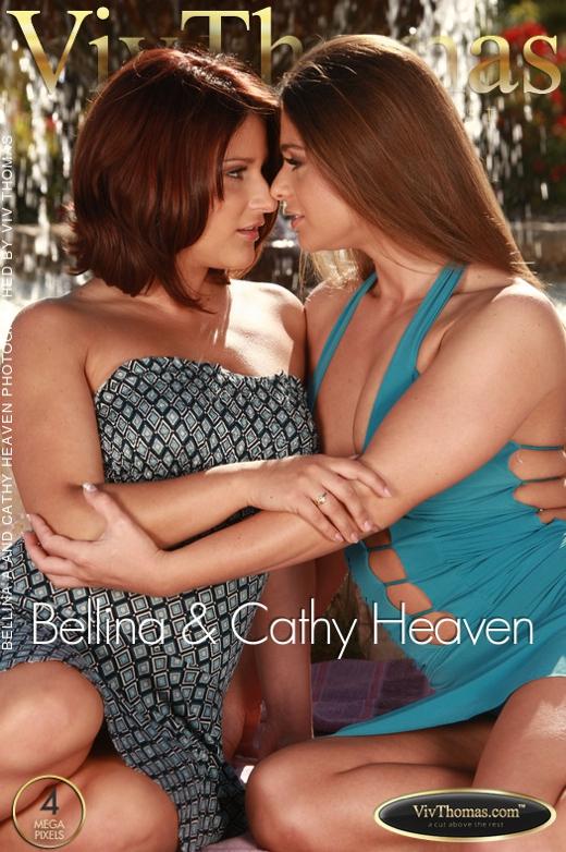 Bellina A & Cathy Heaven - `Bellina & Cathy Heaven` - by Viv Thomas for VIVTHOMAS