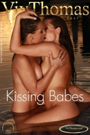 Bellina A & Eve Angel & Jo & Lola A & Sandra Shine & Zuzana B in Kissing Babes gallery from VIVTHOMAS by Viv Thomas