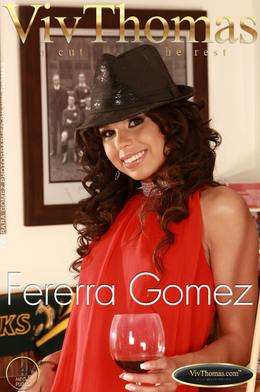 Ferrara Gomez - `Fererra Gomez` - by Viv Thomas for VIVTHOMAS