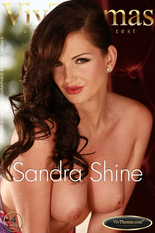 Sandra Shine - `Sandra Shine` - by Viv Thomas for VIVTHOMAS
