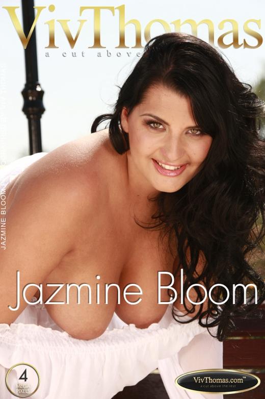 Jazmine Bloom - `Jazmine Bloom` - by Viv Thomas for VIVTHOMAS