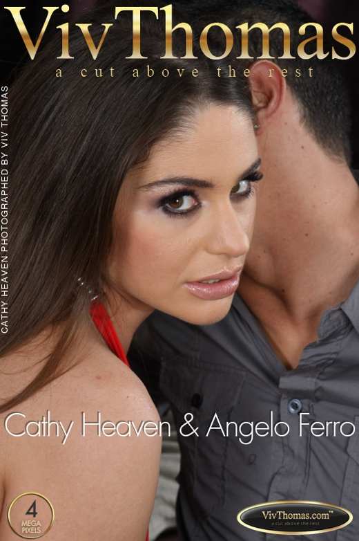 Cathy Heaven - `Cathy Heaven & Angelo Ferro` - by Viv Thomas for VIVTHOMAS