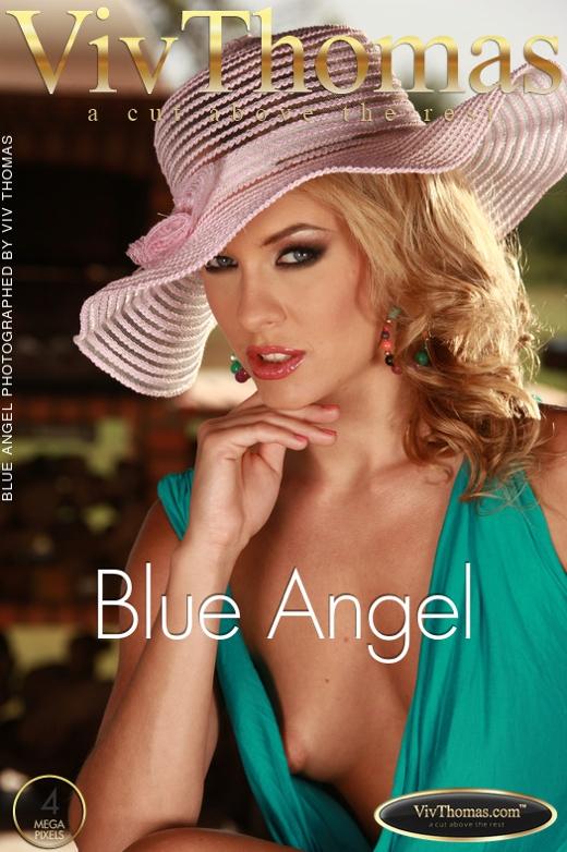 Blue Angel - `Blue Angel` - by Viv Thomas for VIVTHOMAS