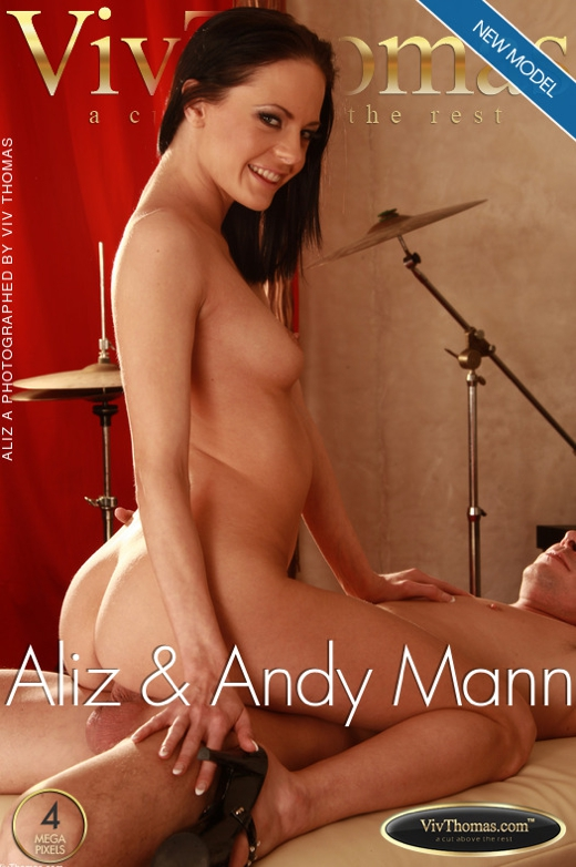 Aliz A - `Aliz & Andy Mann` - by Viv Thomas for VIVTHOMAS