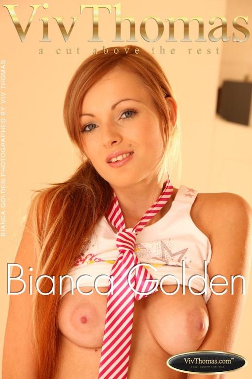 Bianca Golden - `Bianca Golden` - by Viv Thomas for VIVTHOMAS