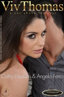 Cathy Heaven & Angelo Ferro