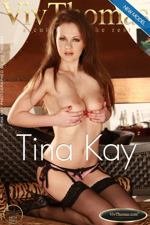 Tina Kay - `Tina Kay` - by Viv Thomas for VIVTHOMAS