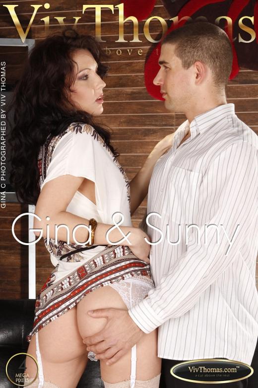 Gina C - `Gina & Sunny` - by Viv Thomas for VIVTHOMAS