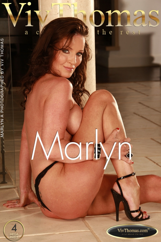 Marlyn A - `Marlyn` - by Viv Thomas for VIVTHOMAS