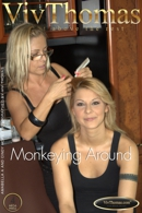 Amabella A & Cindy Hope - Monkeying Around