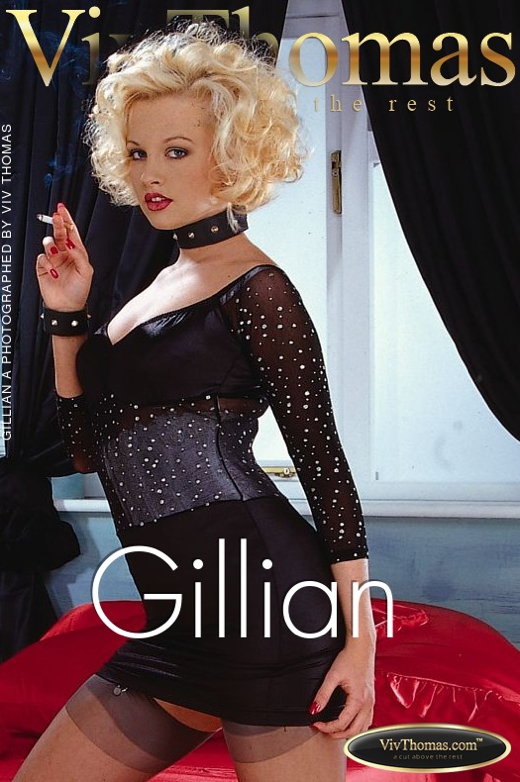 Gillian A - `Gillian` - by Viv Thomas for VIVTHOMAS