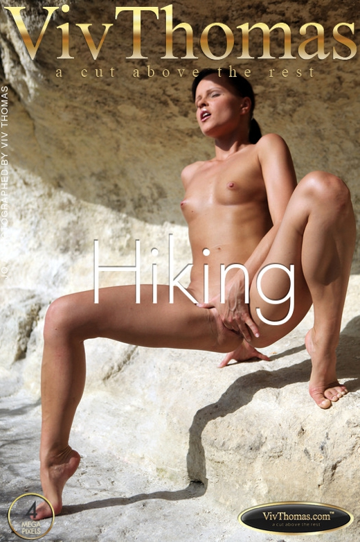 Jo - `Hiking` - by Viv Thomas for VIVTHOMAS