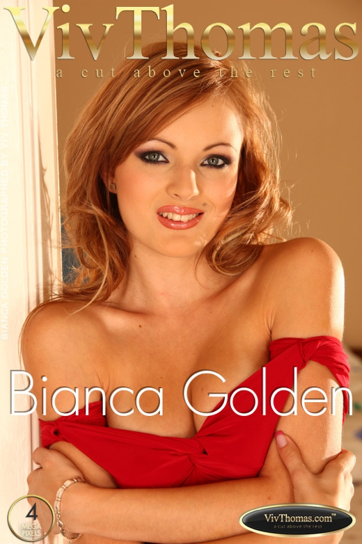 Bianca Golden - `Bianca Golden` - by Viv Thomas for VIVTHOMAS