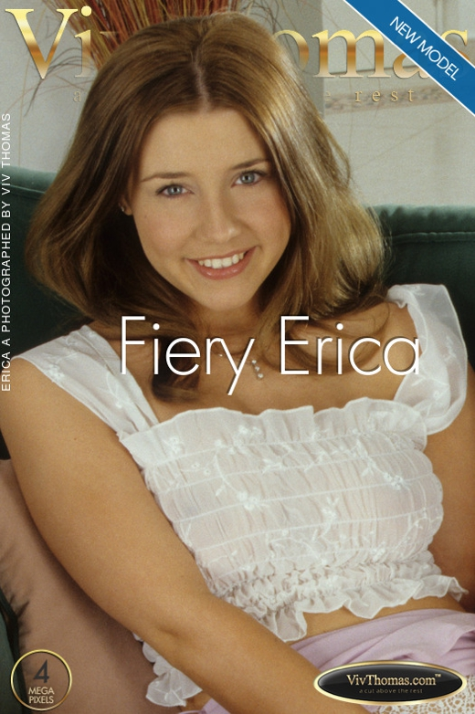 Erica A - `Fiery Erica` - by Viv Thomas for VIVTHOMAS