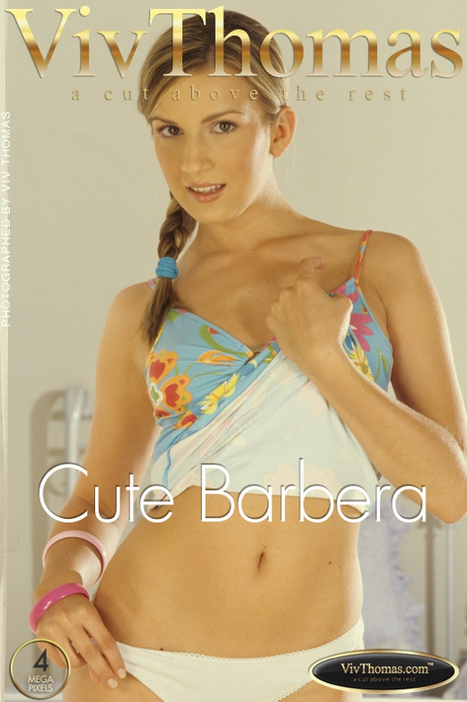 Barbara C - `Cute Barbera` - by Viv Thomas for VIVTHOMAS