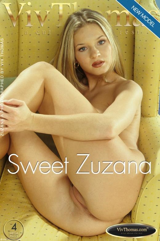 Zuzana A - `Sweet Zuzana` - by Viv Thomas for VIVTHOMAS