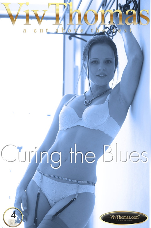 Jo - `Curing the Blues` - by Viv Thomas for VIVTHOMAS